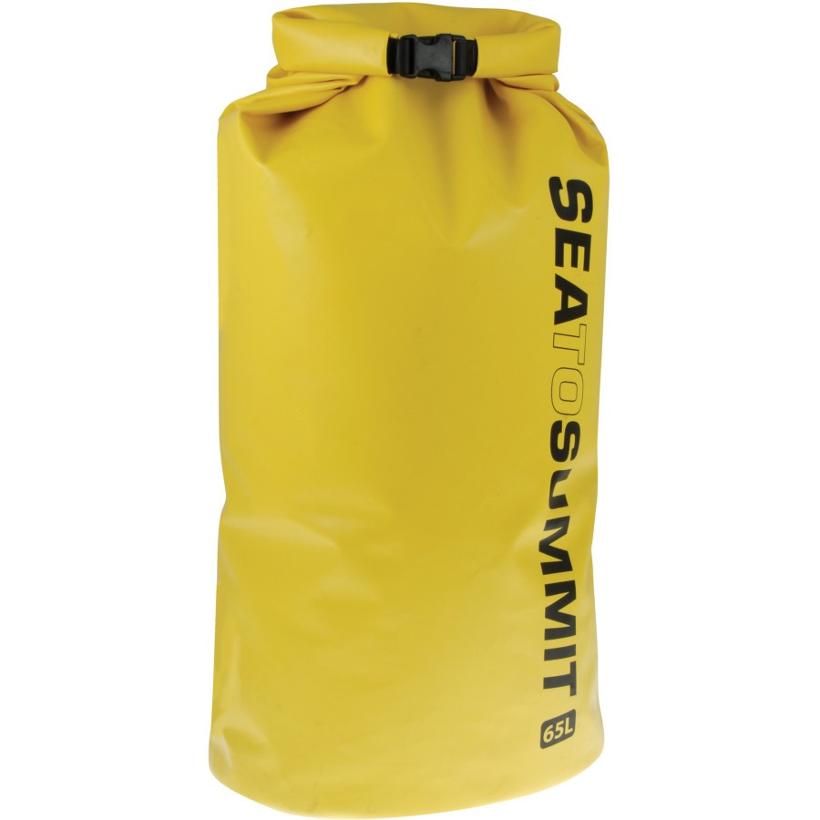 Sea To Summit Stopper Dry Bag 65L Yellow
