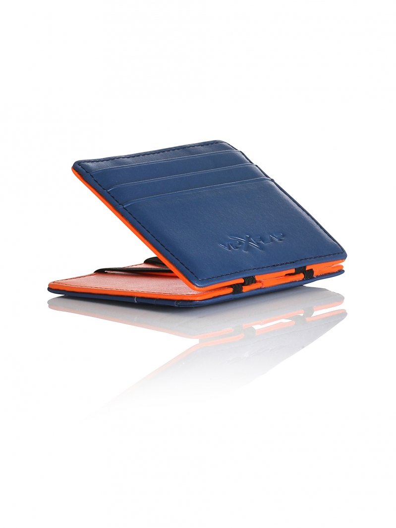 Vip Flap DM Bleu Orange